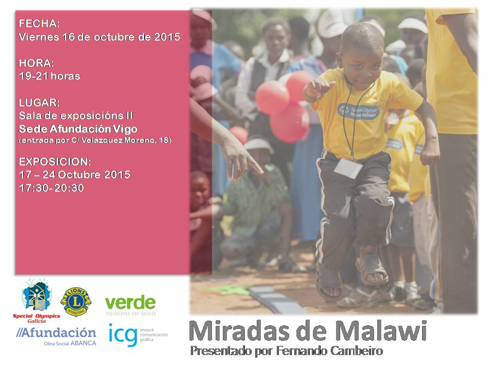 Save the date malawi